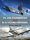 Fw 190 Sturmbocke vs B-17 Flying Fortress: Europe 1944-45 (Duel, Band 24)
