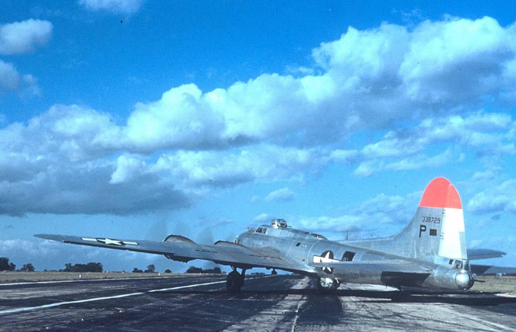 B-17G #43-38729