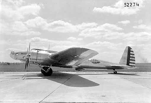Boeing Model 299 // Wikipedia Commons [Public Domain]