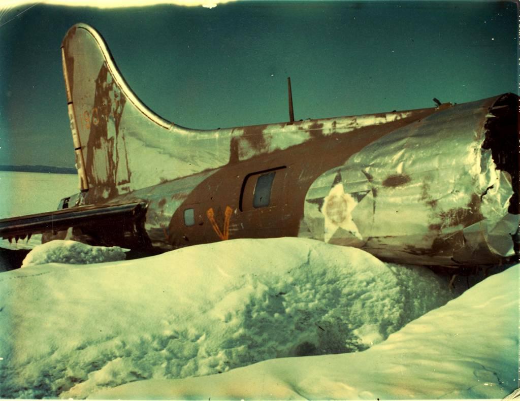 B-17 #41-9032 / My Gal Sal