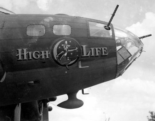 B-17 #42-30080 / High Life