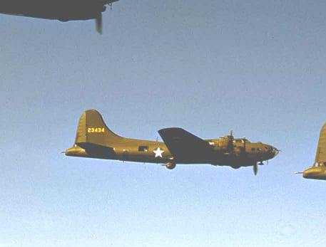 B-17 #42-3434 / So What?