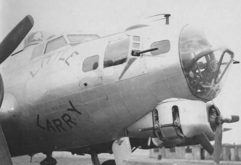 B-17 #44-6842 / Little Larry