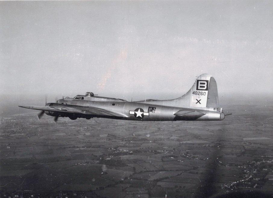 B-17 #44-8260