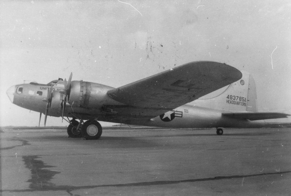 B-17 #44-83785