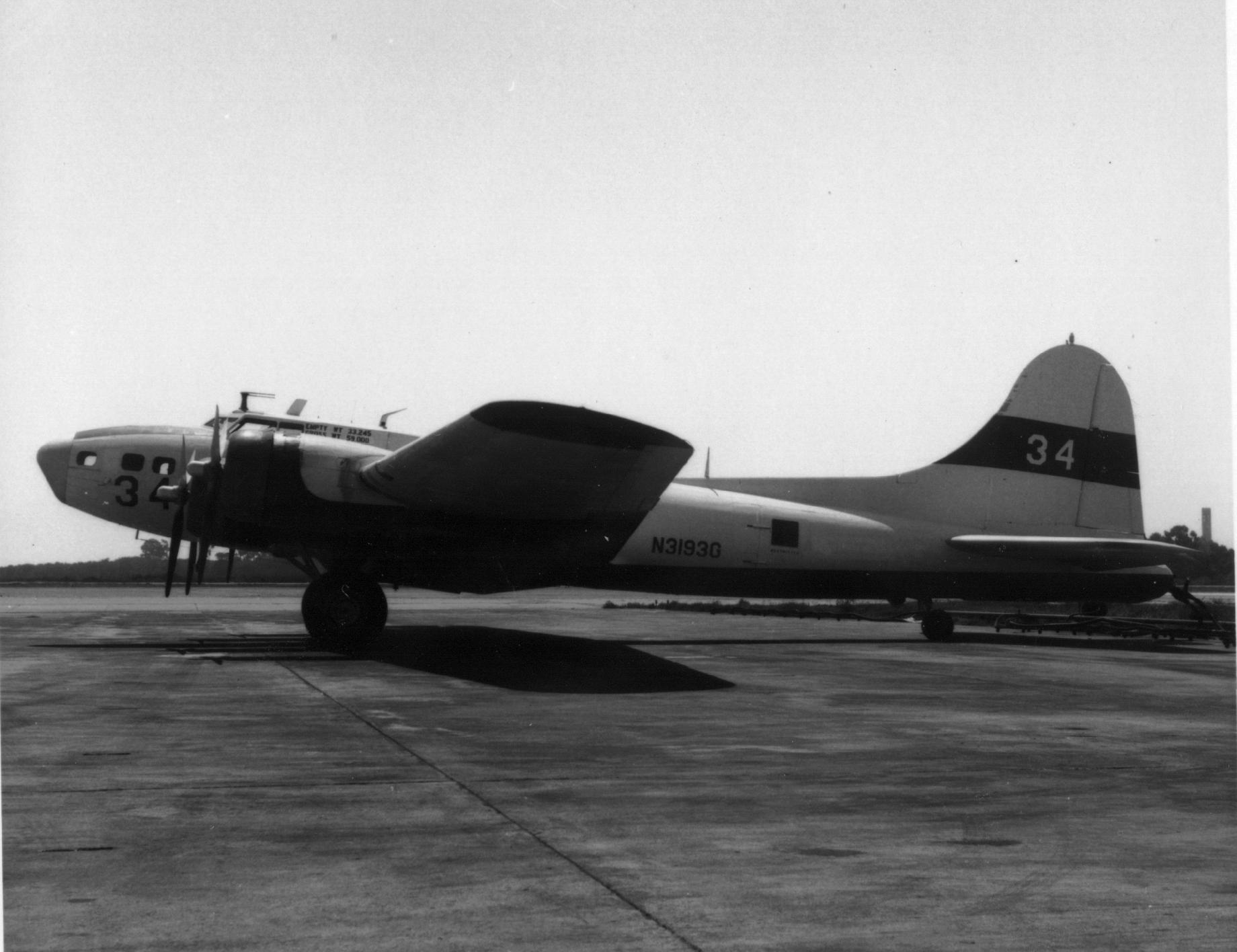 B-17 #44-85829 / Yankee Lady