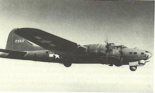 B-17 #42-3511