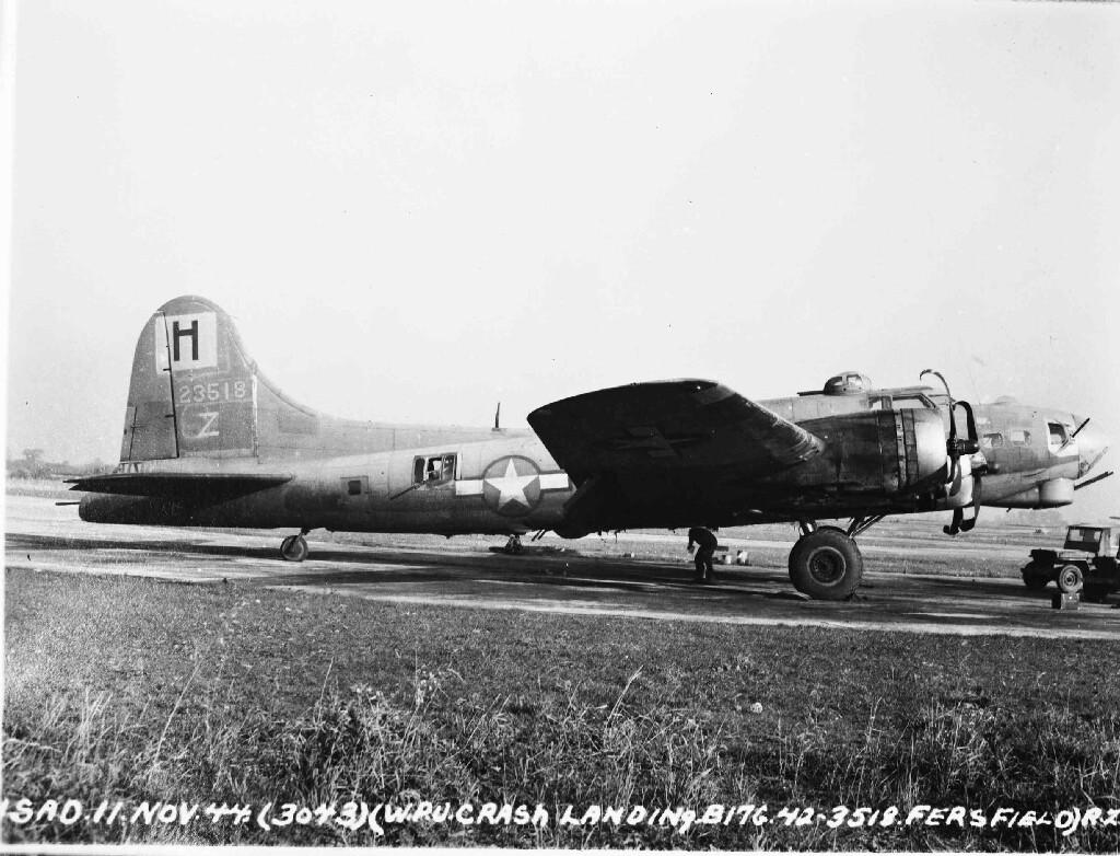 B-17 #42-3518