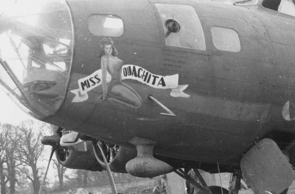 B-17 #42-3040 / Miss Ouachita