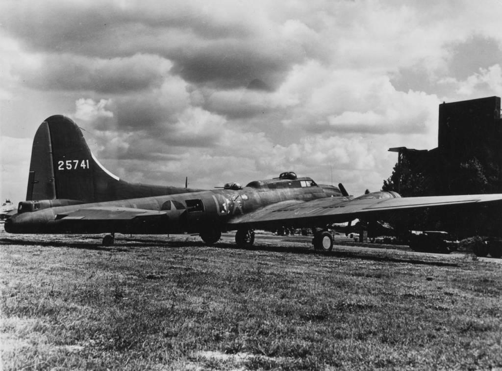 B-17 #42-5741 / Guardian Angel