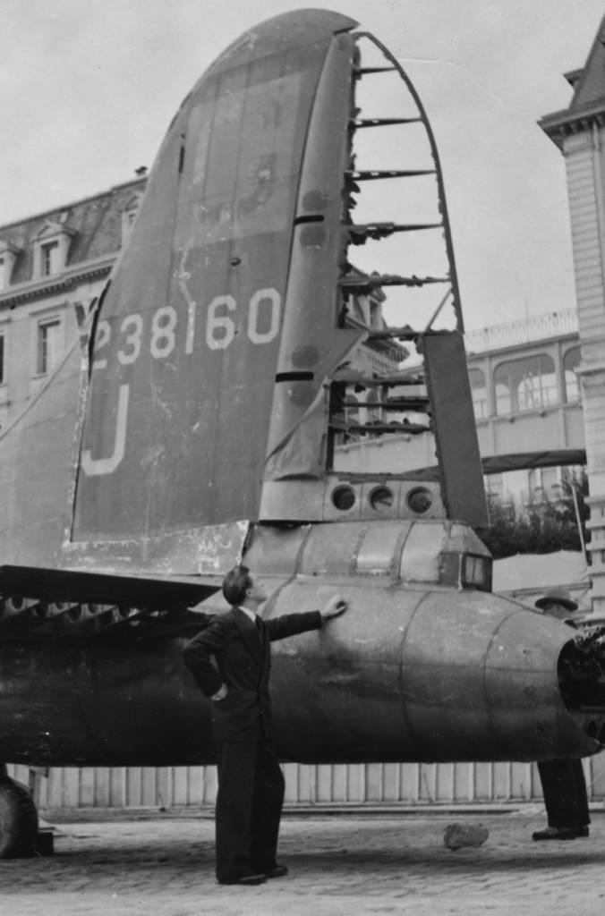 B-17 #42-38160 / Lonsome Polecat