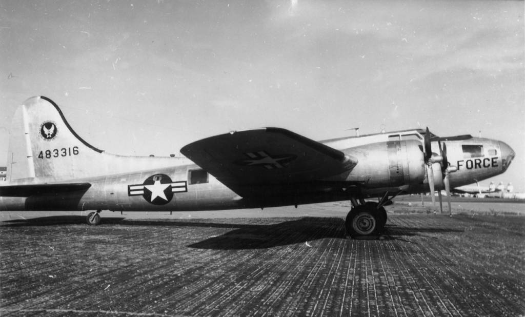 B-17 #44-83316
