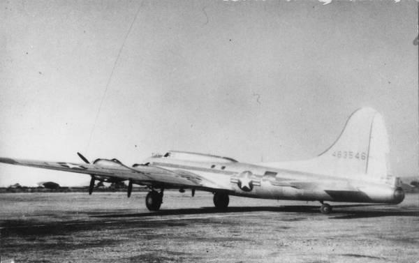 B-17 #44-83546