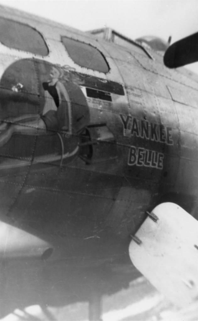 B-17 #42-32085 / Yankee Belle