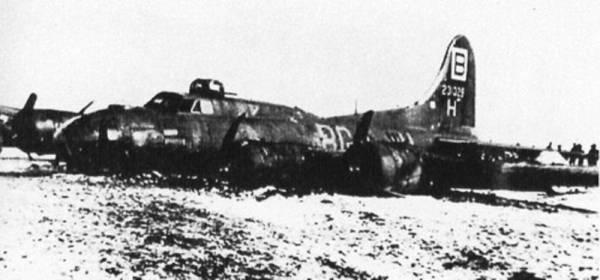 B-17 #42-31329