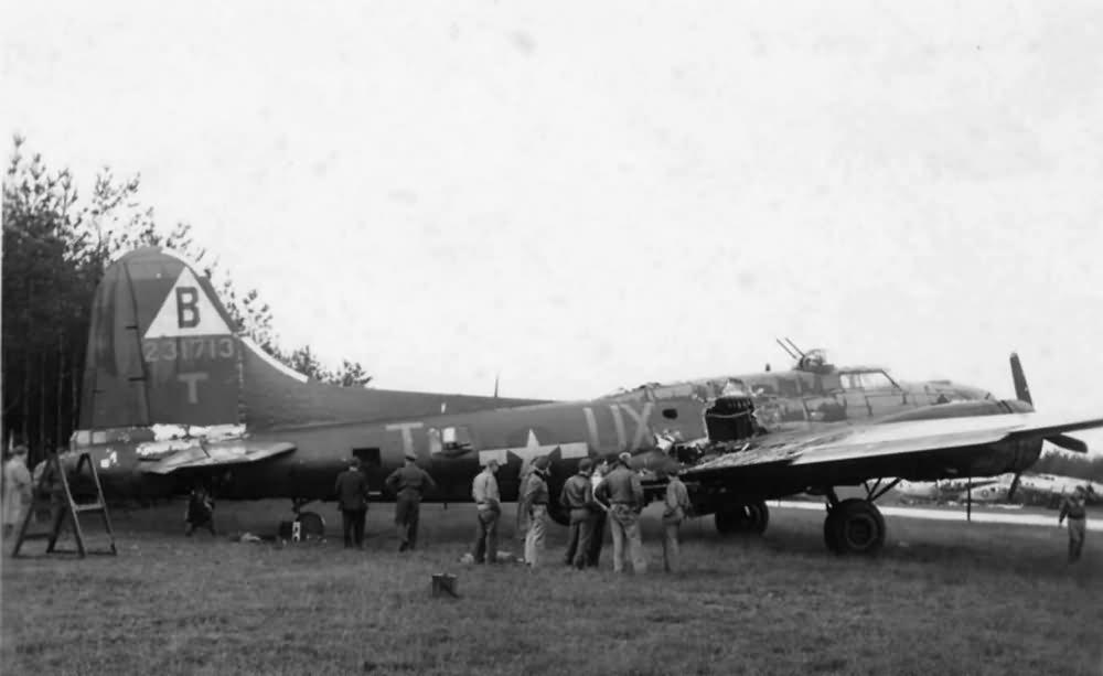 B-17 #42-31713 / Snake Hips