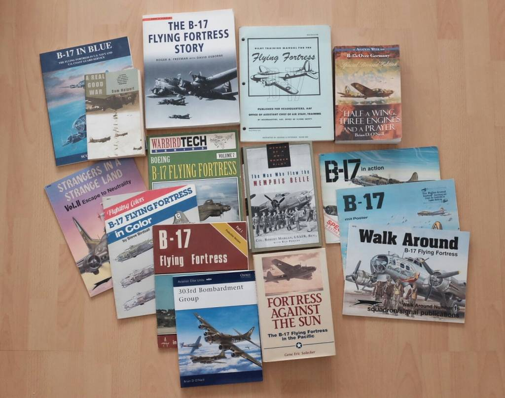 All about the B-17 ;)