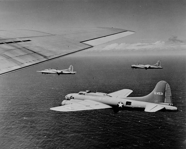 B-17 #41-24531