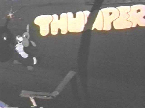 B-17 #41-24579 / Thumper