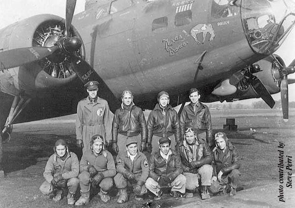B-17 #41-24589 / Texas Bronco