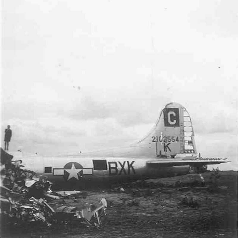 B-17 #42-102554 / Jean O