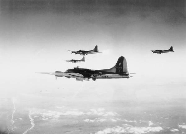 B-17 #42-102610 / Boomerang