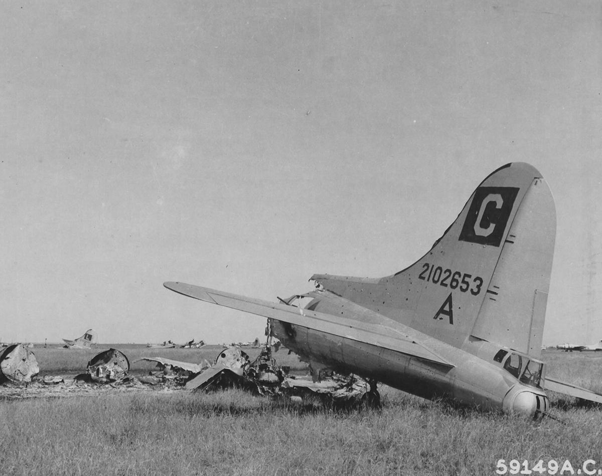 B-17 #42-102653