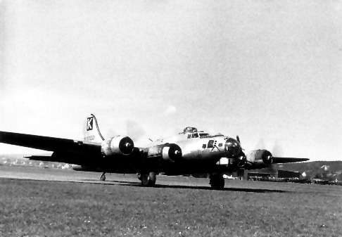 B-17 #42-107021