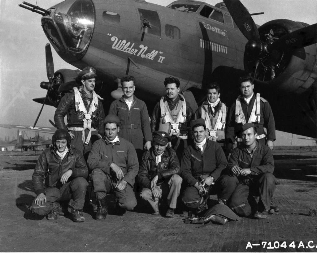 B-17 #42-29787 / Wilder Nell II
