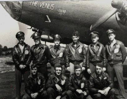 B-17 #42-29868 / Flap Raiser aka The Venus