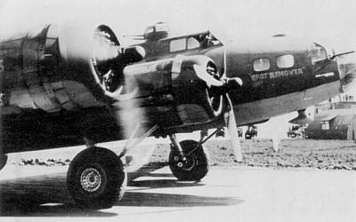 B-17 #42-30246 / Spot Remover