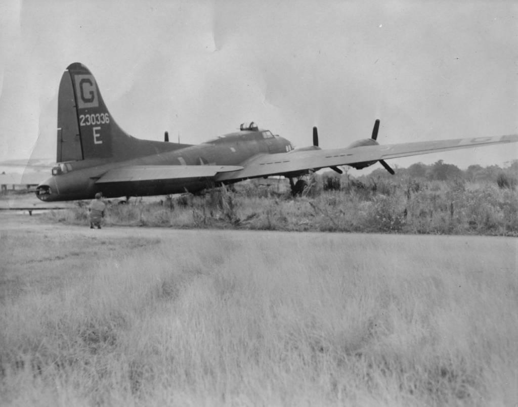 B-17 #42-30336 / Miss Nonalee II