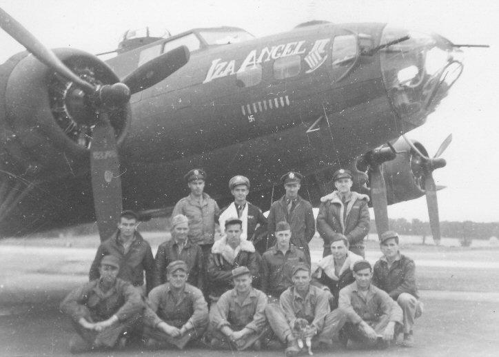 B-17 #42-30371 / Iza Angel II