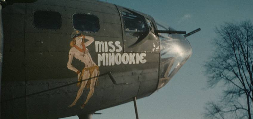 Boeing B-17 #42-30712 / Miss Minookie