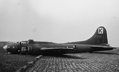 B-17 #42-31156 / Big Stoop
