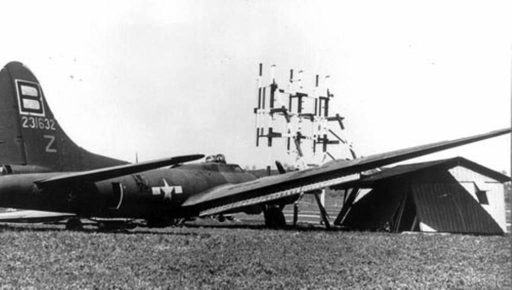 B-17 #42-31632