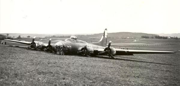 B-17G #42-31691 Lassie