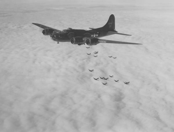 B-17 #42-3412