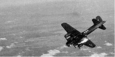 B-17 #42-3491 / Chopstick-G George