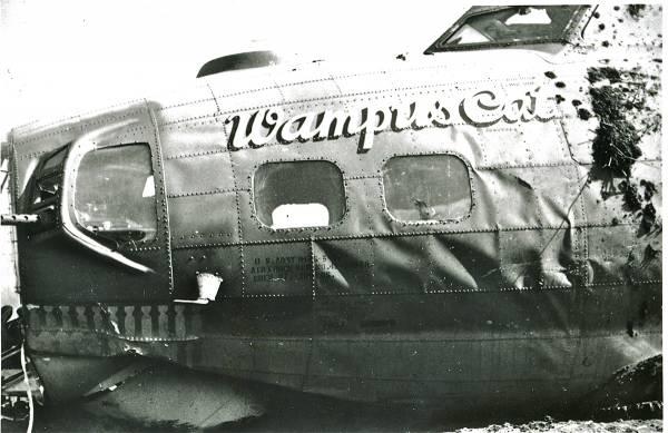 B-17 #42-39950 / Wampus Cat