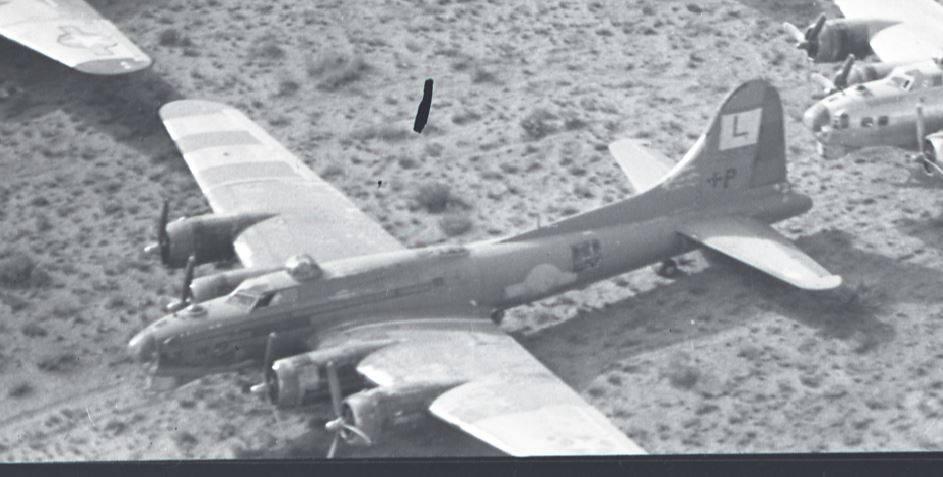 B-17 #42-39970 E-Rat-Icator