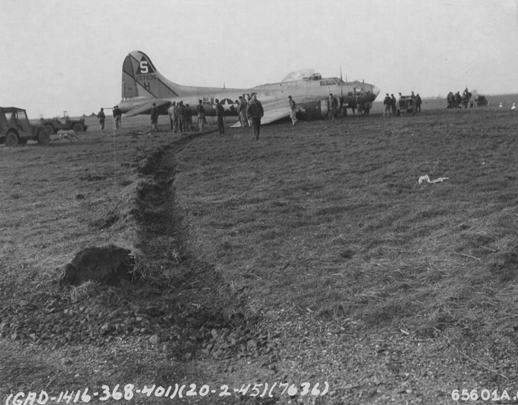 B-17 #42-97636