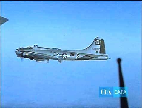 B-17 #43-38992