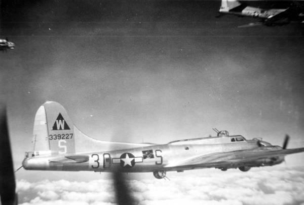 B-17 #43-39227