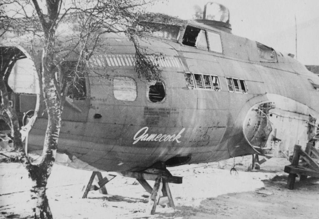 B-17 #42-31972 / Game Cook