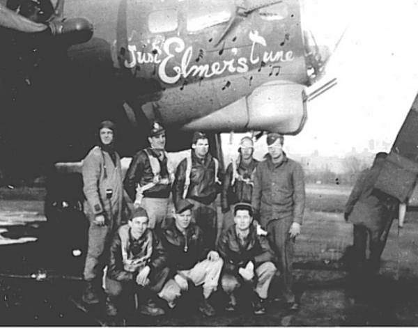 B-17 #42-31561 / Just Elmer's Tune