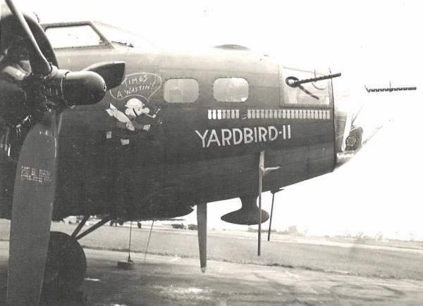 B-17 #42-5260 / Yardbird II