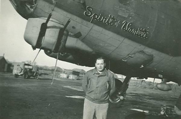 B-17 #42-31241 / City of Wanette aka Spirit of Wanette