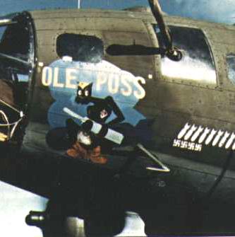 B-17 #42-30073 / Ole Puss II