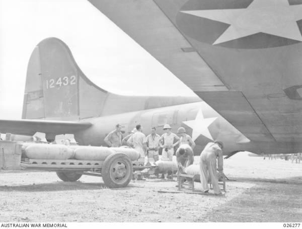 B-17 #41-2432 / The Last Straw